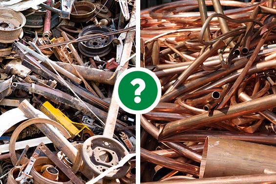 Ferrous Non-Ferrous Scrap Metal - AAA Recycling Centre Adelaide