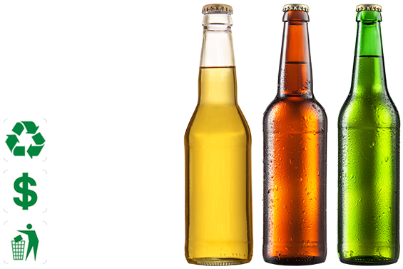Glass Bottle Recycling Adelaide - AAA Recycling Centre