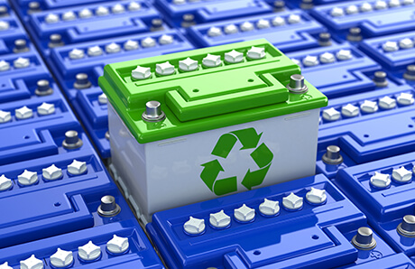 Lead Acid Battery Recycling - AAA Recycling Centre Adelaide