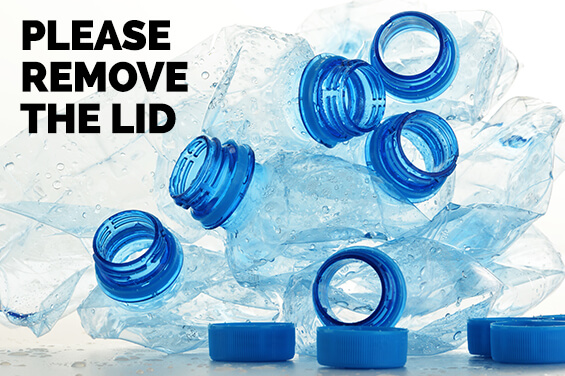Plastic Bottle Recycling - AAA Recycling Centre Adelaide