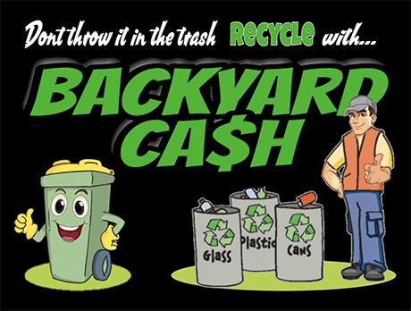 Backyard Cash Home Pick Up Service